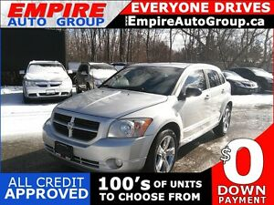 2010 DODGE CALIBER SXT FLEET