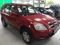 2002 Honda CR-V 2.0 i-VTEC Automatic SE Sport Full Mot Just done nice to drive