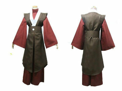Halloween Avatar The Last Airbender Costume Adult Mai Cosplay Free shipping New (Avatar The Last Airbender Halloween Costume)