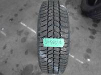 205/60/16 single tire