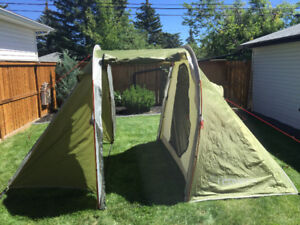 -=Redverz Solo Expedition Motorcycle Tent=-