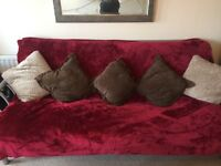 3 Seater Futon Sofa
