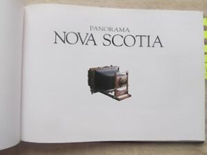 PANORAMA NOVA SCOTIA by Sherman Hines - 1998