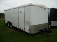 2013 Haulmark 8x20 Enclosed Trailer