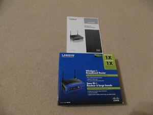 Linksys WRT54GL 802.11b/g Wireless Broadband Router up to 54 Mbp