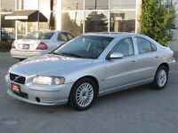 2005 Volvo S60,T5,AWD,ALLOY SUNROOF,WARRANTY ONLY $3995