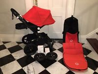 Bugaboo cameleon 3 limited edition with extras footmuff etc