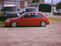 1998 Honda Civic CX Hatchback Shell *Fresh Body Job*