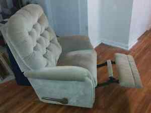 Very comfortable  Recliner , new price