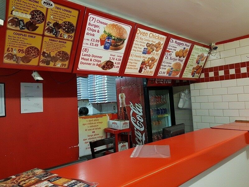 PIZZA SHOP FOR SALE IN WEST DRAYTON