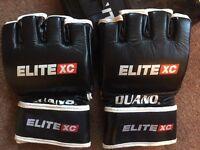 MMA GLOVES - ELITE XC - SUPER RARE!!! WITH ORIGINAL BAG