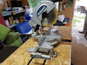 "10"" Deluxe Compound Miter Saw"