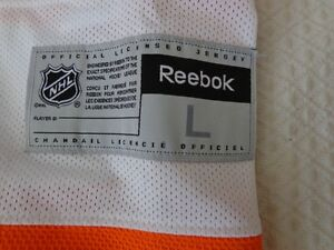 PHILADELPHIA FLYERS JERSEY Stratford Kitchener Area image 3