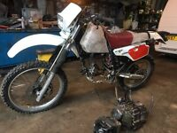 Xr 250 Project