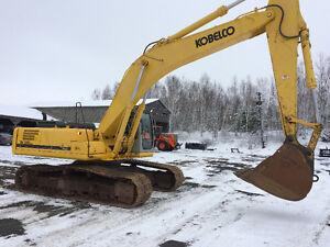 KOBELCO SK 330
