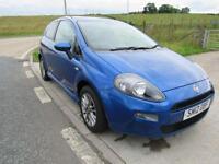 2012 12 FIAT PUNTO 1.4 GBT 3D 77 BHP
