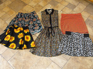 SMALL DRESS AND SKIRTS