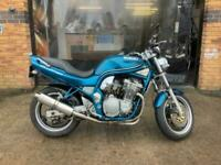 Suzuki GSF600 bandit 12 month mot 3 month warranty street fighter