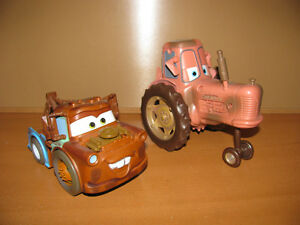 """""""CARS"""" MOVIE COLLECTIBLE TOYS"""