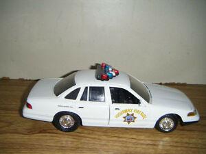 Die cast Crown Vic for sale in Truro..