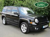 2011 Jeep Patriot 2.2 CRD Sport Plus 4x4 5dr