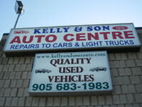 USED CAR SALES PERSON (OMVIC Certified).