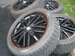 AMERICAN RACING WHEELS\TIRES