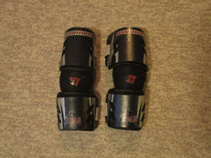 Warrior Gremlin Lacrosse Elbow Pads - Youth Size Large