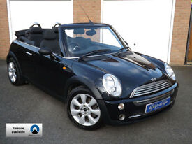 2007 (56) Mini 1.6 One Convertible // LOW 57,000 MILES //