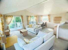 LUXURY RESIDENTIAL SPEC LODGE ON 11 MONTH SEASON, PRIVATE PEG CALL 07495 668377