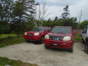 2-NISSAN XTRAILS FOR THE PRICE OF ONE, $1,900