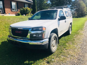 GMC Canyon 2005 4x4