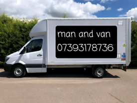 PROFESSIONAL MAN AND VAN SINGLE ITEMS TO FULL HOUSE MOVE