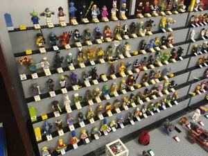 LEGO - Figurines de série, Série 1 à 17, Disney, Batman, et +