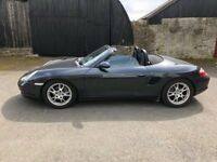 porsche boxster may p/x or swap motorbike (ducati or something sporty)