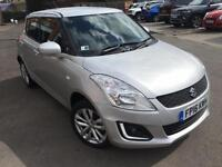 2016 Suzuki Swift SZ3 Petrol silver Manual