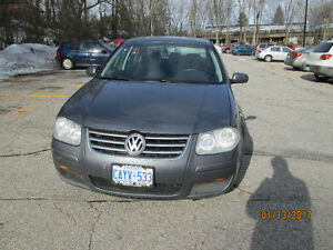 2006 Volkswagen Jetta City Sedan