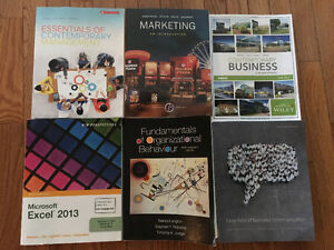 NSCC - Business Administration Textbooks.