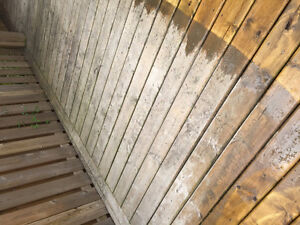 Fence and Deck Restoration Oakville / Halton Region Toronto (GTA) image 2