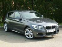 2014 BMW 1 Series 116d M Sport Hatchback Diesel Manual