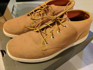 Timberland Earthkeepers Chukka Wheat Shoes *Sz 10*