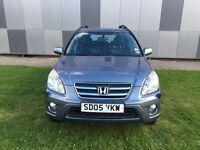 Honda CR-V vtec sport automatic 2.0 petrol 5 door estate