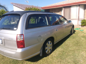 2007 Holden Commodore Executive