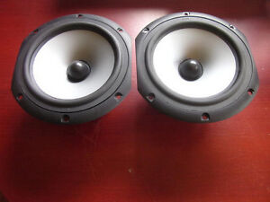 "Monitor Audio Bronze 2 Drivers (pair) 6.5"" High Quality"