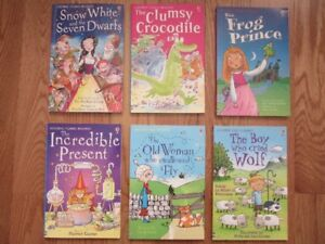 Usborne Young Reader Series Childrens Books