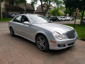 2007 Mercedes Benz e320 bluetec diesel - 1100 kms on full tank