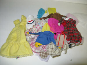 1960'S BARBIE DOLL CLOTHES