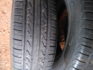 "Set of 4  16"" a/s tires"