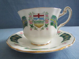 "Adderley/Royal Adderley ""TARTAN"" Series China"