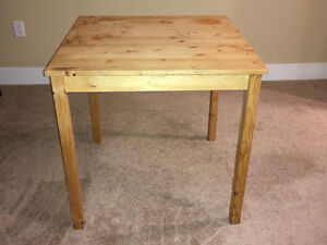 Small Pine Table - Must Sell ASAP London Ontario image 1